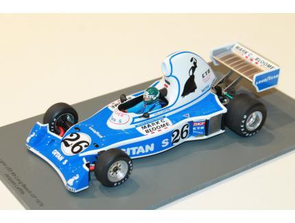 LIGIER JS5 N°26 LONG BEACH GP 1976 SPARK 1/43°