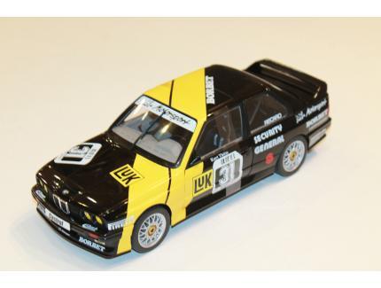 BMW E30 M3 DTM 1988 N°31 SOLIDO 1/18°