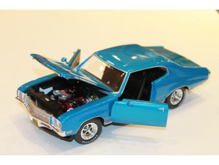 BUICK GS STAGE 1 AUTO WORLD 1/18°