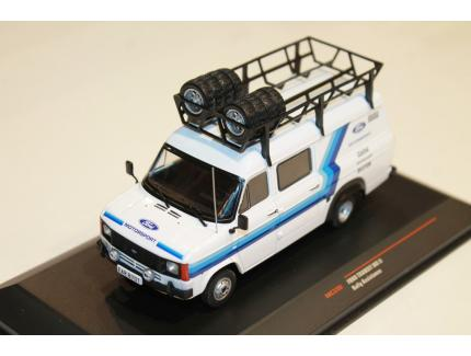 FORD TRANSIT MKII RALLY ASSISTANT OXFORD 1/43°