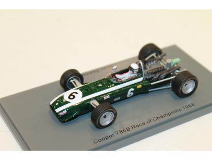 COOPER T86B RACE OF CHAMPIONS 1968 SPARK 1/43°