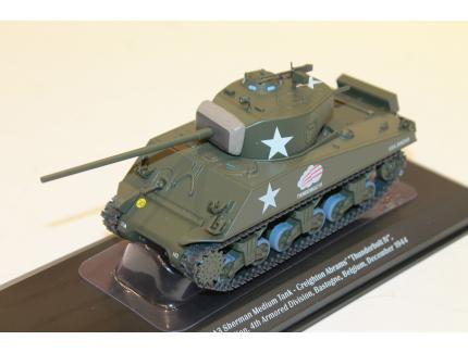 "TANK SHERMAN M4A3 ""THUNDERBOLT IV"" 1944 AFVS 1/43°"
