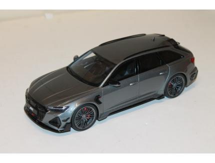 AUDI RS6-R ABT GRISE 2020 GT SPIRIT 1/18°
