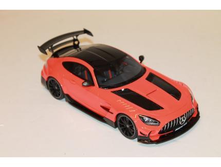 MERCEDES AMG GT BLACK SERIES 2021 ORANGE GT SPIRIT 1/18°