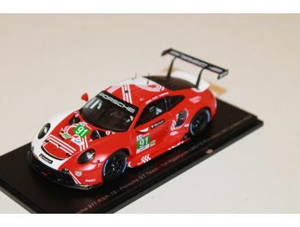 PORSCHE GT TEAM 911 RSR '19' N°91 1er HYPERPOLE GTE PRO 24H LM 2020 SPARK 1/43°