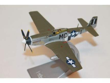 NORTH AMERICAN P-51D MUSTANG (EARLY) CORGY 1/72°