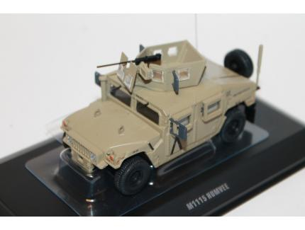 AM GENERAL M1115 HUMVEE MILITARY POLICE SOLIDO 1/48°