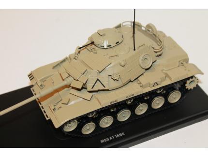 CHRYSLER DEFENSE M60 A1 TANK USMC DESERT CAMO SOLISO 1/48°