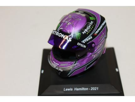 CASQUE LEWIS HAMILTON 2021 SPARK 1/5°