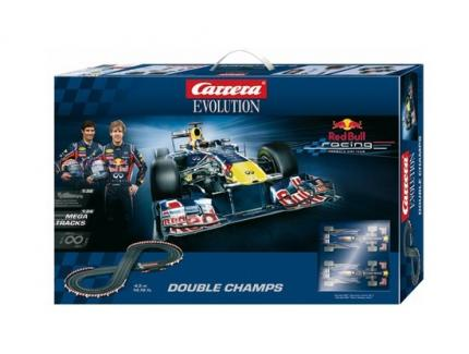 CARRERA RED BULL DOUBLE CHAMPS