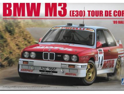 BMW M3 TOUR DE CORSE 1989 BEEMAX 1/24
