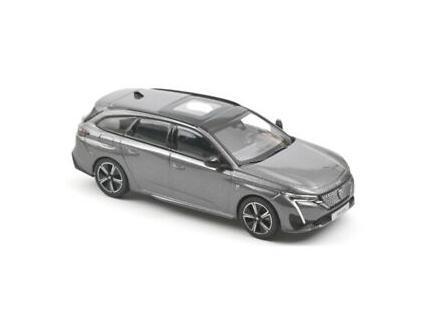 Peugeot 308W 2021 Grise Norev 1/43°
