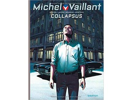 MICHEL VAILLANT TOME 4 COLLAPSUS