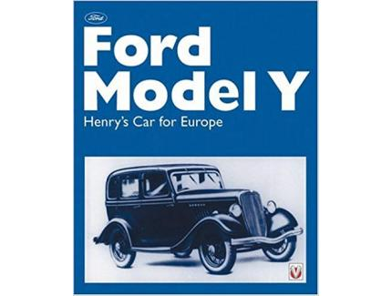 FORD MODEL Y HENRY'S CAR FOR EUROPE