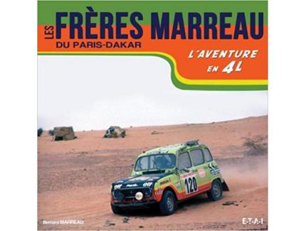 LES FRERES MARREAU DU PARIS DAKAR