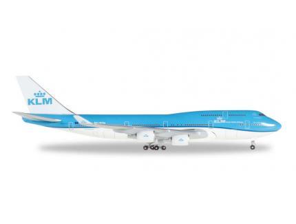 BOEING 747-400 KLM HERPA 1/500°