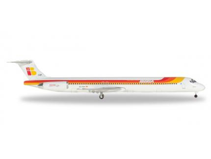 MCDONNELL DOUGLAS MD-88 IBERIA HERPA 1/500°