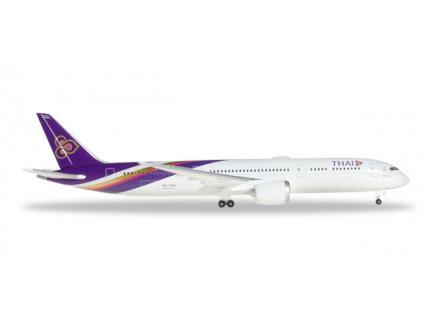 BOEING 787-9 DREAMLINER THAI AIRWAYS HERPA 1/500°