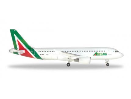 AIRBUS A320 ALITALIA HERPA 1/500°