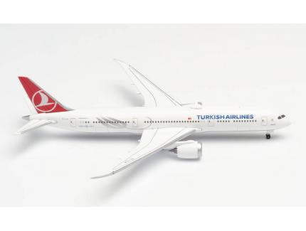 BOEING 787-9 TURKISH AIRLINES HERPA 1/500°