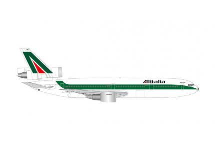 MCDONNEL DOUGLAS DC-10-30 ALITALIA HERPA 1/500°