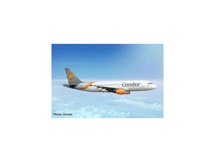 AIRBUS A320 CONDOR HERPA 1/500°