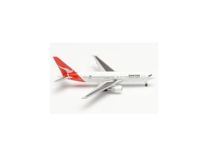 BOEING 767-200 QANTAS HERPA 1/500°