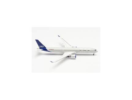 AIRBUS A350-900 SAS SCANDINAVIAN AIRLINES HERPA 1/500°