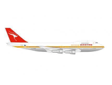 BOEING 747-200 QANTAS HERPA 1/500°
