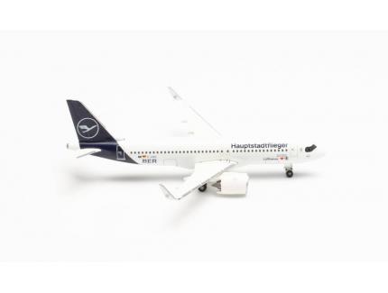 AIRBUS A320NEO LUFTANSA HERPA 1/500°