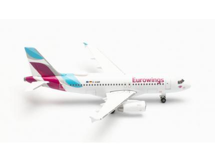 AIRBUS A319 EUROWINGS HERPA 1/500°