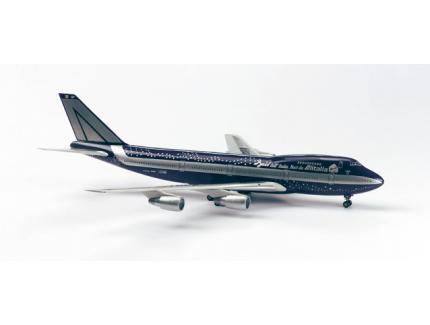 "ALITALIA BOEING 747-200 ""BACI"" 1/43° HERPA"