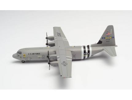 LOCKHEED C-130J-30 US AIR FORCE HERPA 1/200°