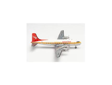 DOUGLAS DC-4 QANTAS HERPA 1/200°