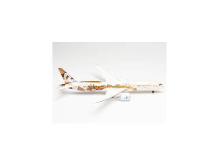 """BOEING 787-9 DREAMLINER """"CHOOSE ITALY"""" HERPA 1/200°"""