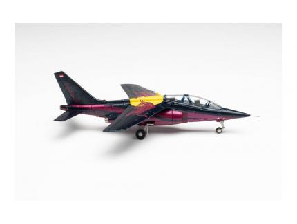 "ALPHA JET A ""THE FLYING BULLS"" HERPA 1/72°"