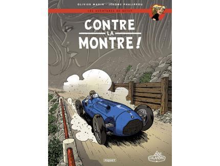 """LES AVENTURES DE BETSY """"CONTRE LA MONTRE"""""""