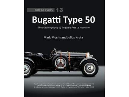 GREAT CARS 13 - BUGATTI TYPE 50
