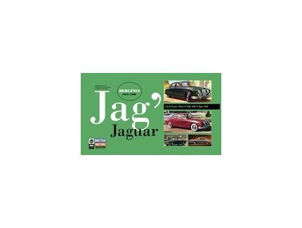 JAG' JAGUAR BERLINES 1955-1968