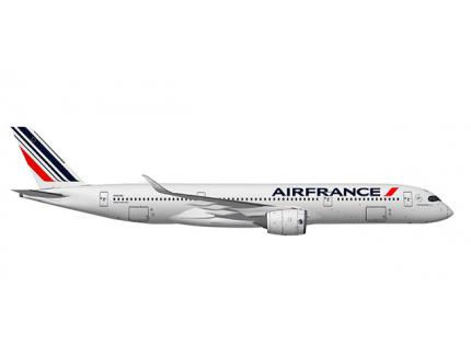 AIRBUS A350-900 AIRFRANCE HERPA 1/500°