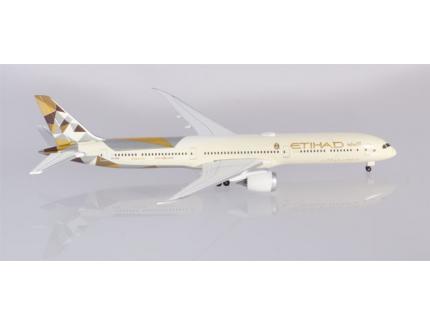 BOEING 787-10 DREAMLINER ETIHAD AIRWAYS HERPA 1/500°