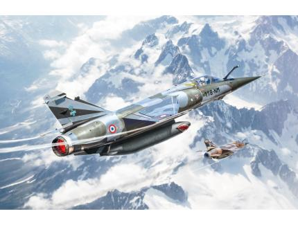 DASSAULT MIRAGE F.1 ITALERI 1/48°