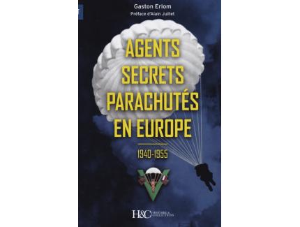 LES AGENTS SECRETS PARACHUTES EN EUROPE