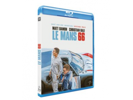 "BLU RAY FILM ""LE MANS 66"""
