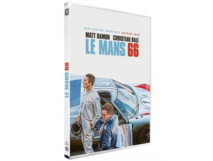 """DVD FILM """"LE MANS 66"""""""