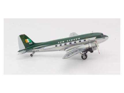 DOUGLAS DC-3 AER LINGUS HERPA 1/500°