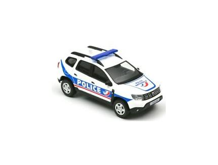 DACIA DUSTER POLICE NATIONALE 2018 NOREV 1/43°