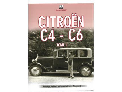 CITROEN C4-C6  TOME 1 et 2
