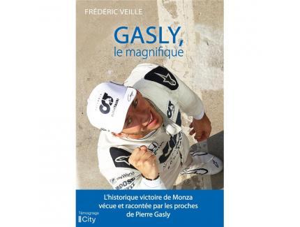 GASLY LE MAGNIFIQUE