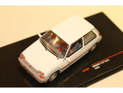 RENAULT 5 GT TURBO 1985 IXO 1/43°